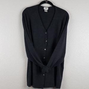 Eileen Fisher   Women's Cardigan Sweater Size M